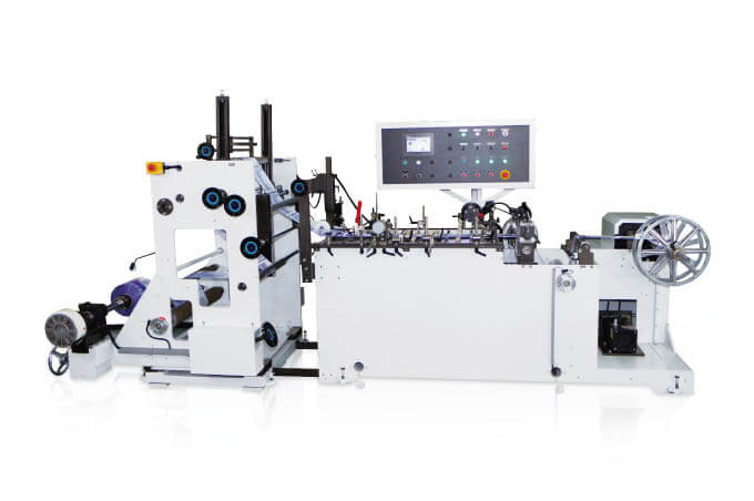PVC Shrinkable Label Making Machine