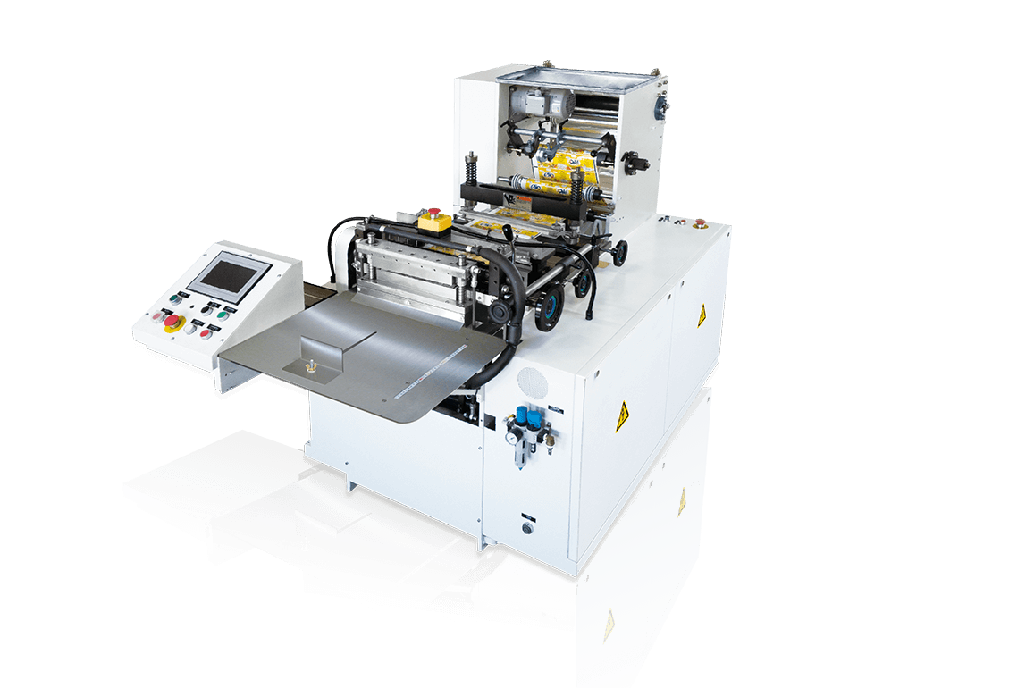 Small Label Cutting Machine-ACDV-S Series