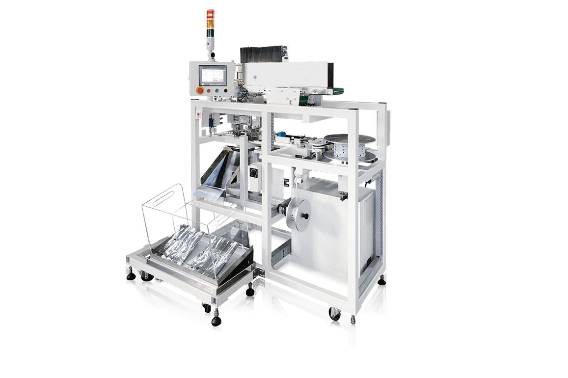 Automatic Tin Tie Sealing Machine-ATI Series