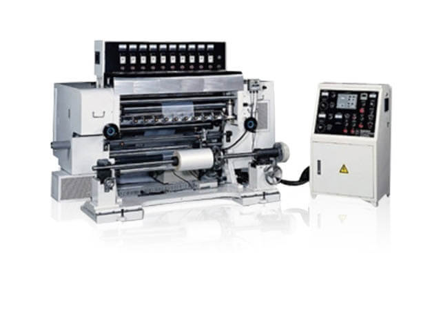 Heat-Sealing & Slitting Machine